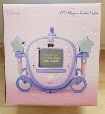 DISNEY PRINCESS KARAOKE SYSTEM-NEW