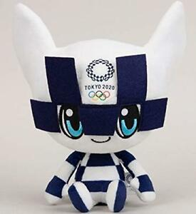 Tokyo 2020 Rapid Air Olympic Mascot Plush Doll M size Miraitowa 5432 Japan