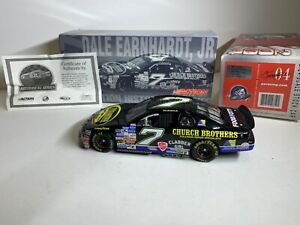 Action Dale Earnhardt Jr #7 Church Brothers 1997 Monte Carlo 1:24