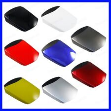 Motorcycle Pillion Rear Seat Cover Cowl ABS For Yamaha YZF-R6 2003 2004 2005 New