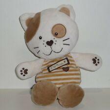 Doudou Chat Mots d'enfants - Collection Petit Miaou