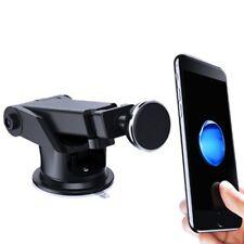 Retractable Magnetic Car Dash Mount Dock Window Holder Universal Phone Tablet