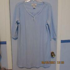 Karen Neuburger M  Blue Sleepwear Sleep Shirt or Gown