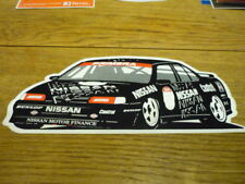 NISSANPRIMERA TOURING CAR SERIES ORIGINAL STICKER DECAL