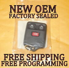 BRAND NEW OEM 04-06 FORD ESCAPE FREESTAR SPORT TRAC MONTEREY KEYLESS REMOTE FOB