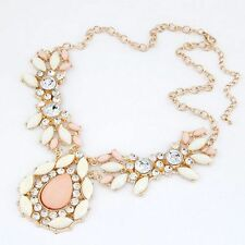 Gold Statement Costume Necklaces & Pendants
