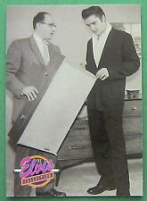 ELVIS PRESLEY, 1992 THE ELVIS COLLECTION #655 CARD, PITCHMAN FOR FURNITURE