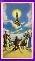 SANTINO HOLY CARD, VERGINE DI LORETO -RIF. 6853