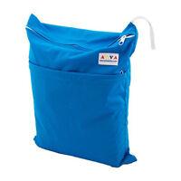ALVABABY Cloth Diaper Travel Wet and Dry Cloth Diaper Bags Cloth Laundry Bag