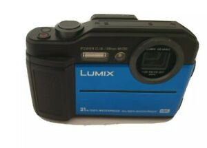 Panasonic LUMIX FT7 Kompaktkamera -Unterwasserkamera wasserdicht bis 31 Meter.