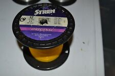 #99 STREN YELLOW FISHING LINE  12LB. 1,000 YDS