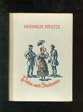 Polen und Studenten 1938