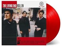 THE LIVING END - ROLL ON  (LIMTED  ROTES VINYL)   VINYL LP NEW!