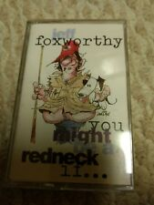 1993 Jeff Foxworthy You Might Be A Redneck If Cassette