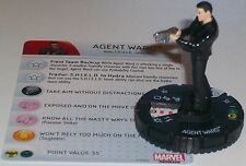 AGENT WARD #012 Nick Fury Agent of S.H.I.E.L.D Marvel HeroClix