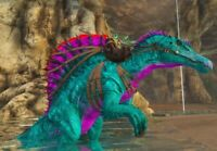 Ark Survival Evolved Xbox One PvE x2 CC BEST Spino Fert Eggs 15kHP & 1019m