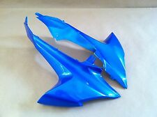 2009-2016 GSXR1000 GSX-R1000 Side Headlight Nose Air Duct Tube Cover Panel