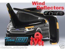Ford Transit VIII  2013 - Wind deflectors 2.pc HEKO  15308
