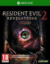 Resident Evil Revelations 2 Xbox One | Series X | S Game Complete Set New Sealed