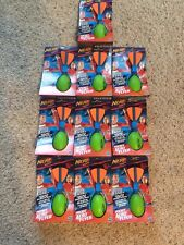 Nerf Pocket Aero Flyers / Vortex Rockets - Metadyne Havoc - 10 Green