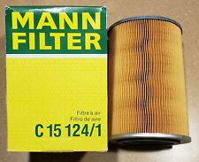 Mann Air Filter C15 124/1, for Komori ring blowers and many other machines