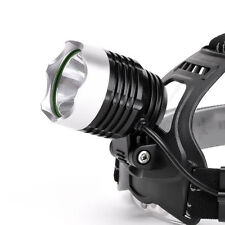 20000LM XM-L XML T6 LED Headlamp Head Torch Light Lamp By 18650 Battery