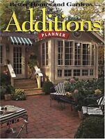 Additions Planner (Better Homes and Gardens Home) by Better Homes and Gardens