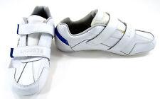LaCoste Shoes Matsudo 3G SPM Leather White/Blue Sneakers Mismatch 7.5/8