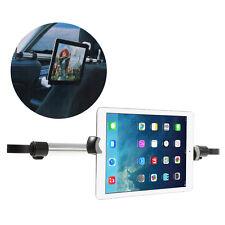 Full Rotary Car Headrest Mount Holder Lever for iPad Pro 12.9 Etc