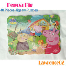 New 40 Pieces Jigsaw Puzzles Peppa Pig - Family Drawing Best Gifts for Kids #2