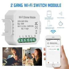Tuya Smart WiFi DIY Dimmer-Modul für Alexa Google Assistant Voice Control