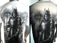 Death Metal Fight Warrior Superdry Soul Skull King Harley Rebel Gym MMA T-SHIRT