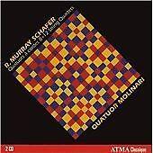 R. Murray Schafer - : String Quartets 8-12 (2013)
