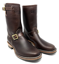 Wesco Mister Lou Men's 7600BR Boots | Color Brown Leather