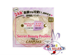 CANMAKE Secret Beauty Powder 01 Clear Type - US Seller