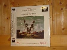 SXL 2026 Mendelssohn Violin Concerto CAMPOLI BOULT Audiophile DECCA 180g LP NEW