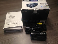 Sony HDR-CX115E Camcorder Full HD 25x optical zoom 1080