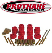Prothane 6-115 1997-2003 Ford F150 F250 2WD 4WD Cab Mount Bushing Kit Red Poly
