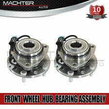 (2) Front Wheel Bearing and Hub Assembly for 98 - 04 Chevy Blazer S10 GMC Sonoma