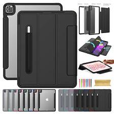 "For iPad Pro 12.9""/11"" 2020/7th Gen 10.2""/5th/6th Gen/Mini Flip Smart Stand Case"