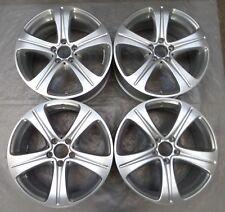 4 mercedes-benz llantas de aluminio 8jx18 et43 a2134011400 e w213 v213 s213 c238 f2761