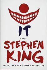 It: A Novel by Stephen King (Hardback, 2017)