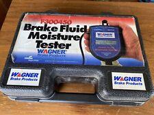Wagner F300450 Professional Mechanic Brake Fluid Moisture Tester