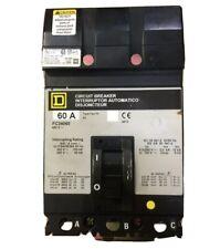 FC34060 Square D 60A 480V 3P I-Line Circuit Breaker --SES