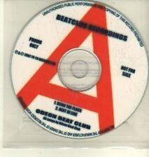 (CW401) Odean Beat Club, Burn The Flags - 2007 DJ CD
