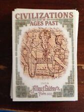 2013 Civilizations Ages Past Inca CAP-IN