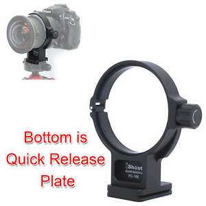 74mm Aluminum Tripod Mount Ring for Nikon PC NIKKOR 19mm F4E ED Tilt-Shift Lens