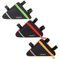Portable Fahrrad Dreieck Tasche Fahrradtasche Rahmentasche Wasserdicht