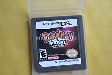 Pokemon Pearl for Nintendo DS