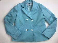 Brooks Brothers Boys Blazer Size L 14 16 Light Blue Coat Holiday wedding Easter